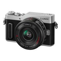 61预告:Panasonic 松下 GF10(14-42mm电动镜头) 微单相机 套机 复古银