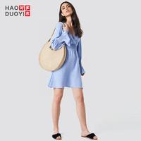 1日0点、61预告:Haoduoyi B52R70152 女士连衣裙