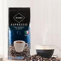 1日0点、61预告:RIOBA 瑞吧 阿拉比卡铂金装咖啡豆 1kg *4件