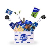 限上海:奥利奥(Oreo) 一心一意零食箱 11款精选 703g *6件