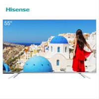 61预售:Hisense 海信  HZ55E5D 4K液晶电视 55英寸