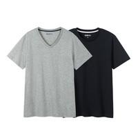 1日0点、61预告:Baleno 班尼路 88502215 男士短袖T恤两件装