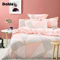 1日0点、61预告:Dohia 多喜爱 40支纯棉四件套 1.2米床