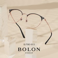 61预售:BOLON 暴龙 BJ7083 光学镜(赠洗漱包)