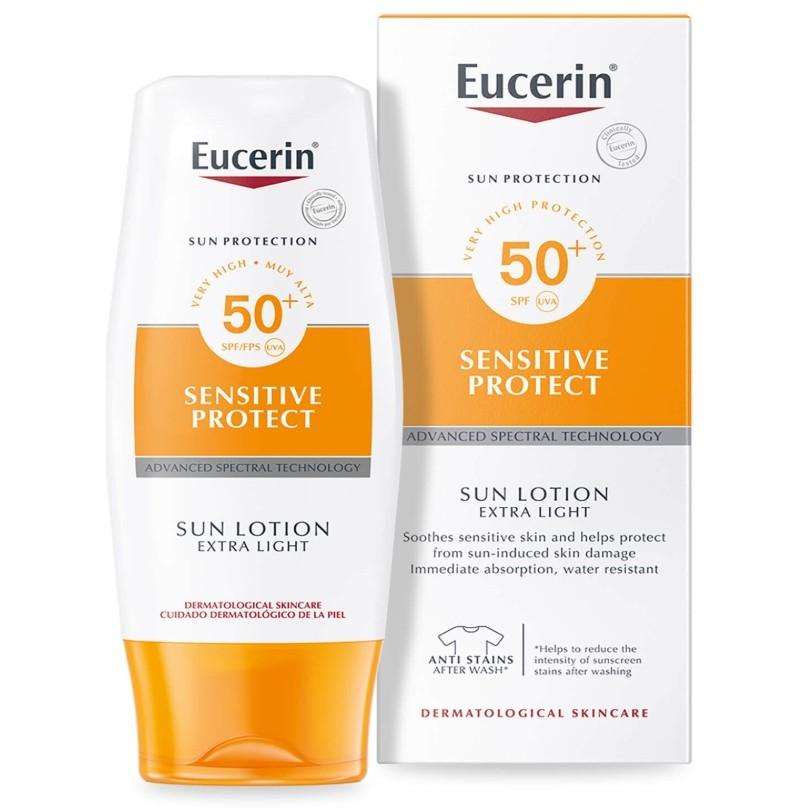 Eucerin 優色林 防水防曬霜啫喱 SPF50 150ml