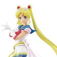 新品发售:Bandai 万代 剧场版 美少女战士Eternal 水冰月 景品 B色