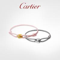 Cartier 卡地亚 Trinity系列 中性限量版18K黄金手绳