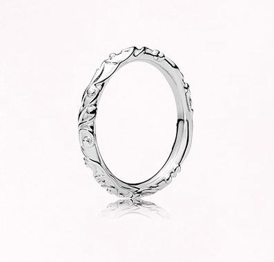Pandora 潘多拉 197690 贵族魅力925银戒指