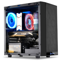 1日0点、61预告:SILVER STONE 银欣 精准系列 PS15-RGB 机箱