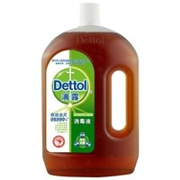 Dettol 滴露 消毒液 1.8L 2瓶装