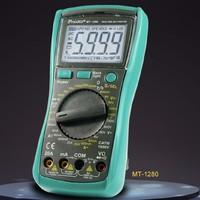 1日0点、61预告:Pro'skit 宝工 MT-1280数字万用表