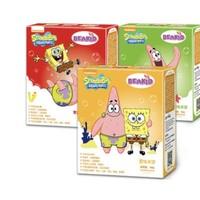 1日0点、61预告:beakid 海绵宝宝 宝宝营养米饼 6盒装 *2件