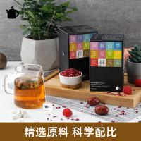 Teapotea 茶小壶  草本花果茶 元气全家福 12袋/盒 *2件