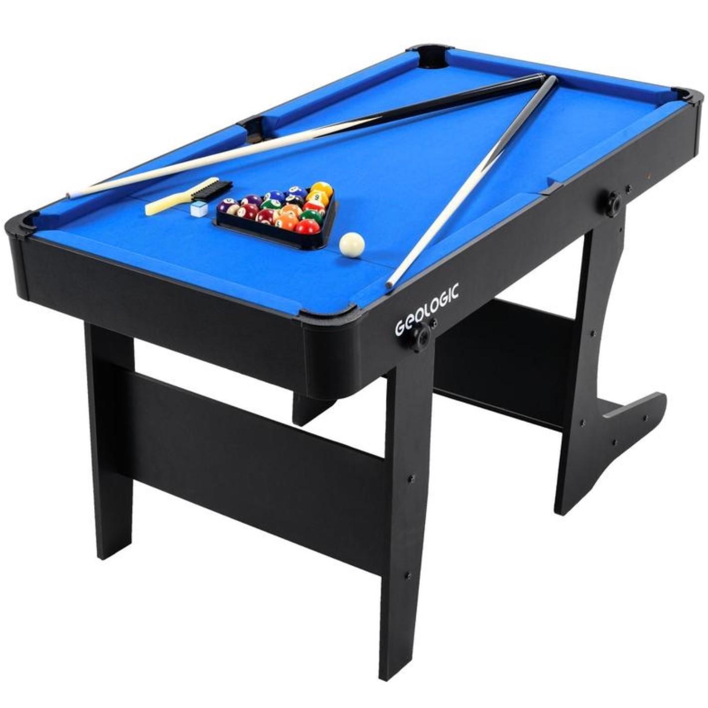 DECATHLON 迪卡侬 GEOLOGIC 可折叠台球桌