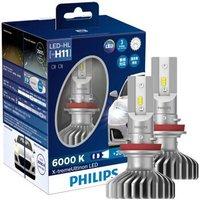 1日0点、61预告:PHILIPS 飞利浦 极昼光LED H11 汽车大灯2支装