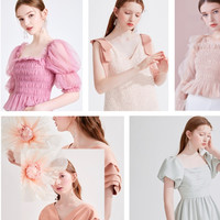 61预告、促销活动:穿上糖力仙女裙,夏日变美变漂亮~