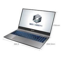 百亿补贴、历史低价:MECHREVO 机械革命 蛟龙 15.6英寸 游戏笔记本电脑(R5-4600H、16G、512GB、RTX 2060、144Hz)
