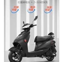 Yadea 雅迪 豪战 精致版电动车