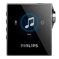 PHILIPS 飞利浦 SA8332 随身音乐播放器 32GB