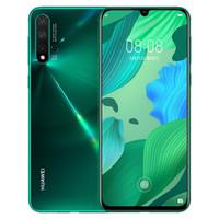 百亿补贴:HUAWEI 华为 nova 5 Pro 智能手机 8GB+256GB 绿境森林