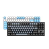 DURGOD 杜伽 K320W 87键/104键 无线蓝牙三模机械键盘 Cherry轴
