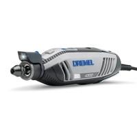 琢美(DREMEL)4300 5-50 插电式电磨机玉石打磨抛光雕刻工具组套装(5配件50附件套装175瓦无级变速)