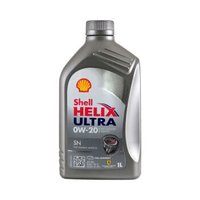 Shell 壳牌 超凡灰喜力 Helix Ultra 0W-20 SN 全合成机油 1L *4件 +凑单品