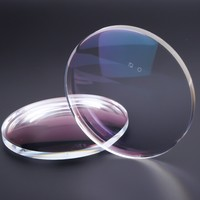 ZEISS 蔡司 1.60钻立方防蓝光镜片*2片