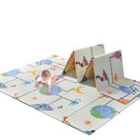 历史低价:澳乐 婴儿XPE折叠爬行垫 147*197*1cm