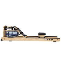 德钰 002 家用室内木质水阻划船机