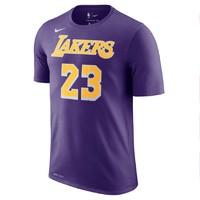 Nike 耐克 BQ1541 湖人队 男士速干T恤
