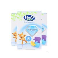 Herobaby 天赋力 婴幼儿配方奶粉 5段 700g*3盒