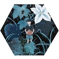 《 南瓜》张炯|版画|48 x 54 cm