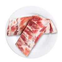 肉掌门 丹麦进口猪肋排 1kg