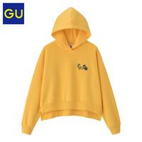 GU 极优 322501 迪士尼合作款 女士套头卫衣