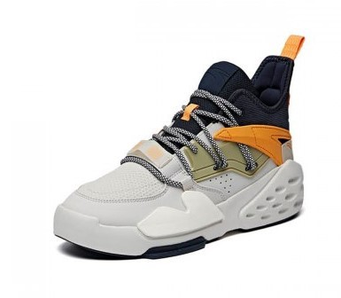 ANTA 112018087 霸道5代 男士运动板鞋