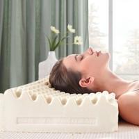 POKALEN  泰国原装进口乳胶枕头(按摩女款+天丝枕套)