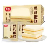 盼盼 营养豆乳蛋糕 608g *5件