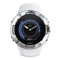 双11预售:SUUNTO 颂拓5 多功能户外运动手表 精钢白
