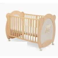 elittile 婴儿多功能实木床