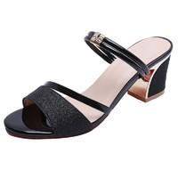 Beautea 美茶 Q2019371 女士凉鞋