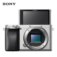 SONY 索尼 ILCE-6100 APS-C画幅微单数码相机 单机身