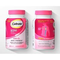 Caltrate 钙尔奇 进口女士钙片 碳酸钙维生素D3 120片 *5件