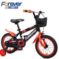 FOREVER 永久 儿童自行车 12寸 单速
