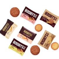HERSHEY'S 好时 巧克力牛奶燕麦饼干组合装 400g