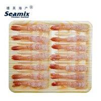 禧美海产 Seamix 去壳甜虾刺身 65g *10件 +凑单品