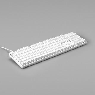 YMI 悦米 MK03C 有线键盘 104键