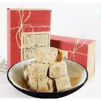 山海购 宁波特产南塘豆酥糖高档礼盒 288g*2盒