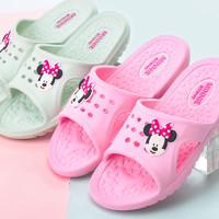 Disney 迪士尼 儿童防滑家居拖鞋