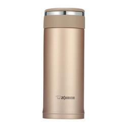 杯原装进口不锈钢真空保温保冷杯户外直身茶水杯子360ml jz36-nm *2件